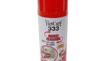 Chất tẩy rửa ĐA DỤNG Vietcare 333 full