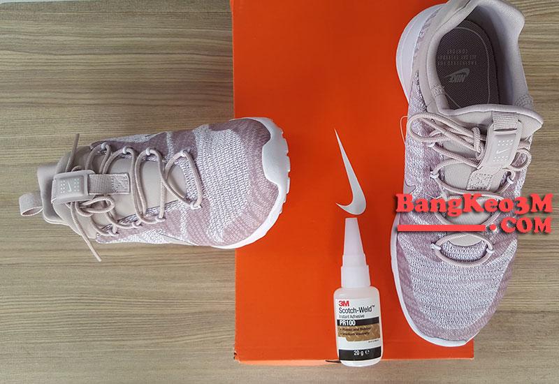 keo dán đế giày Nike