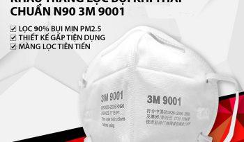 KHẨU TRANG 3M 9001 full