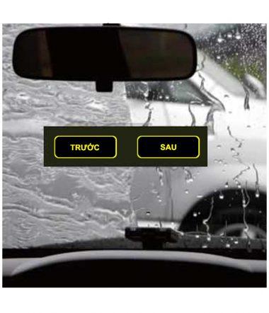 bình xịt chống bám nước kính xe