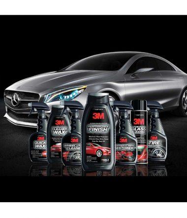 sản phẩm hăm sóc xe hơi tại nhà