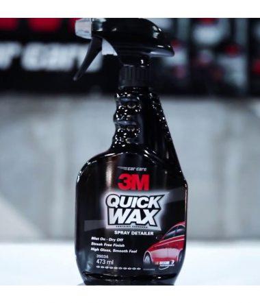 Đánh bóng sơn 3M quick wax